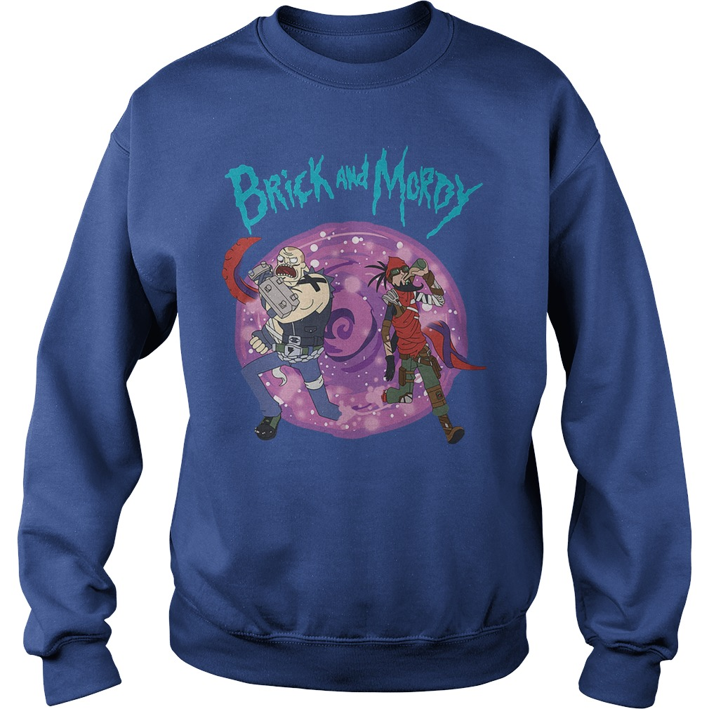 Brick And Mordy Sweater - Brick And Mordy Shirt