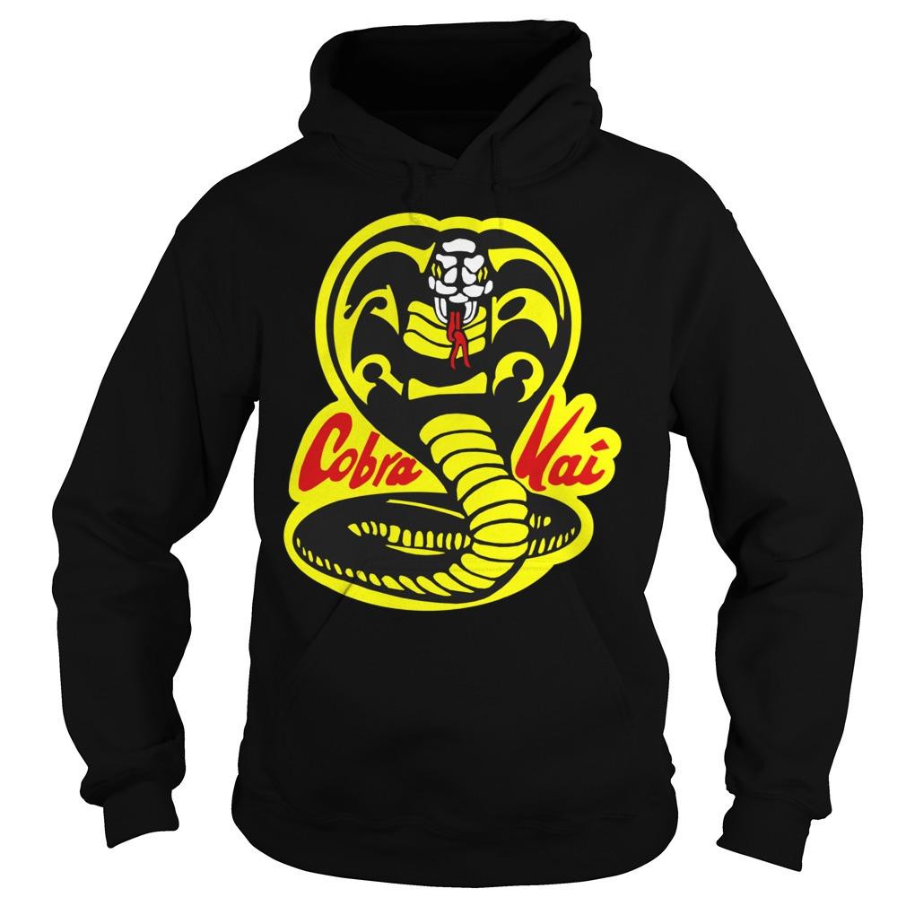 Cobra Kai The Karate Kid Hoodie - Cobra Kai The Karate Kid Shirt