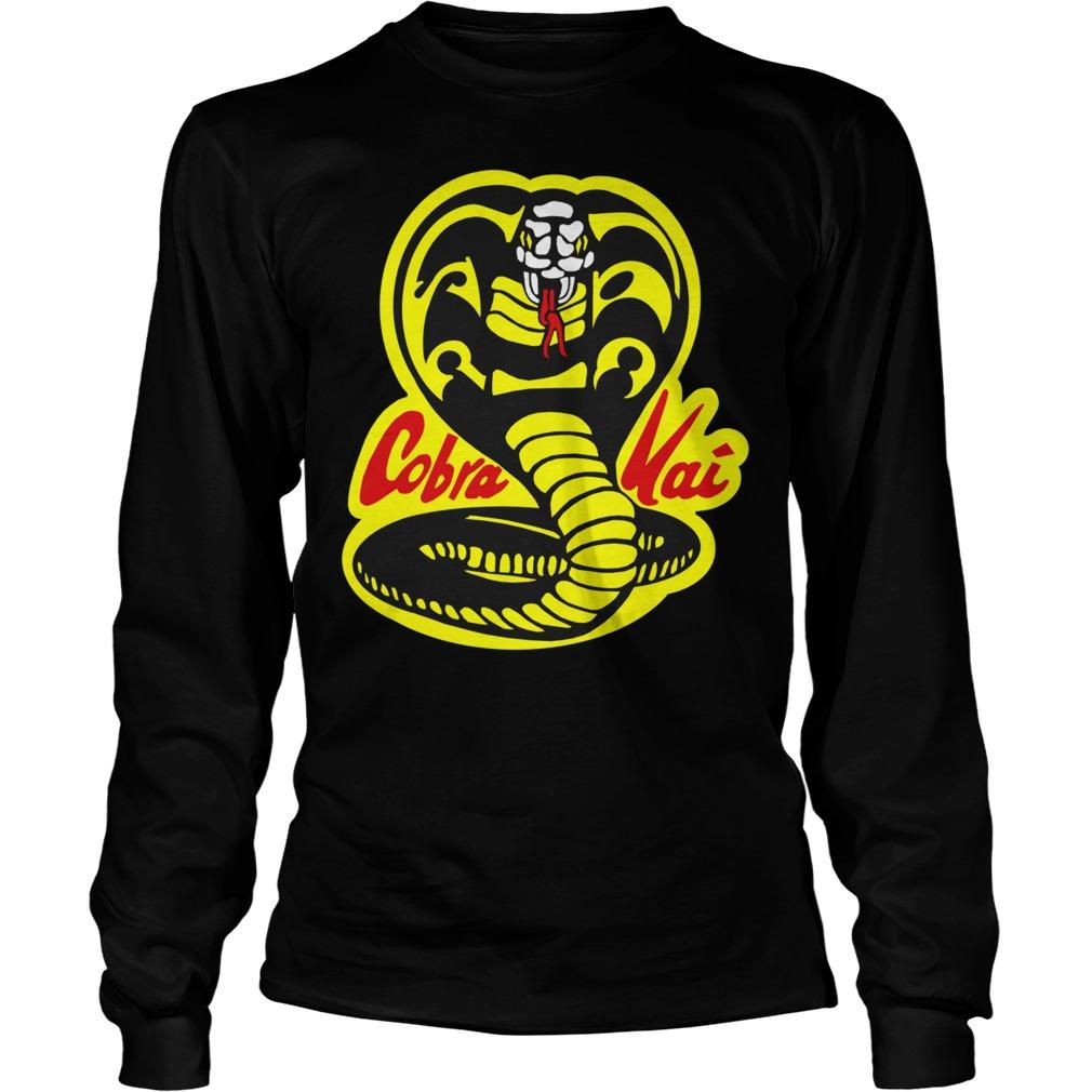 Cobra Kai The Karate Kid Longsleeve - Cobra Kai The Karate Kid Shirt