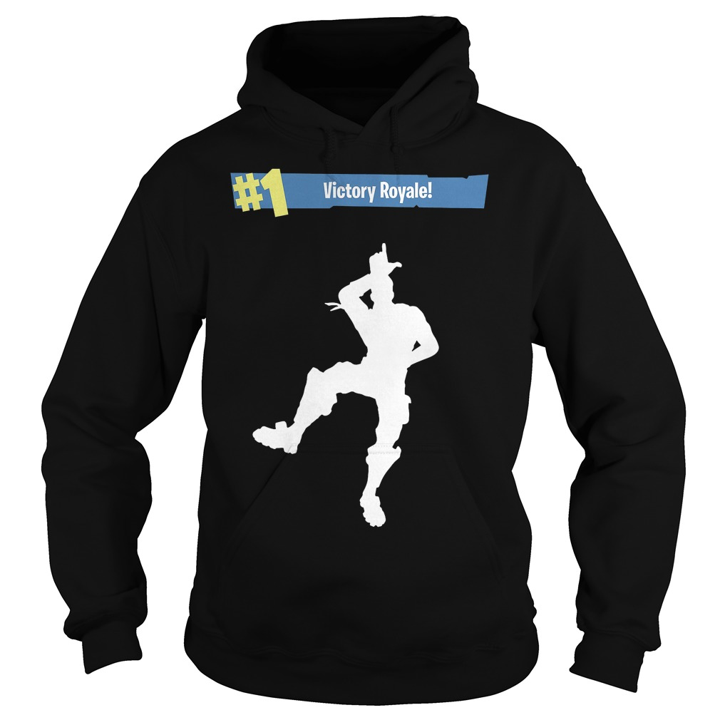 Fortnite Victory Royale Hoodie - Fortnite-Victory Royale T-Shirt