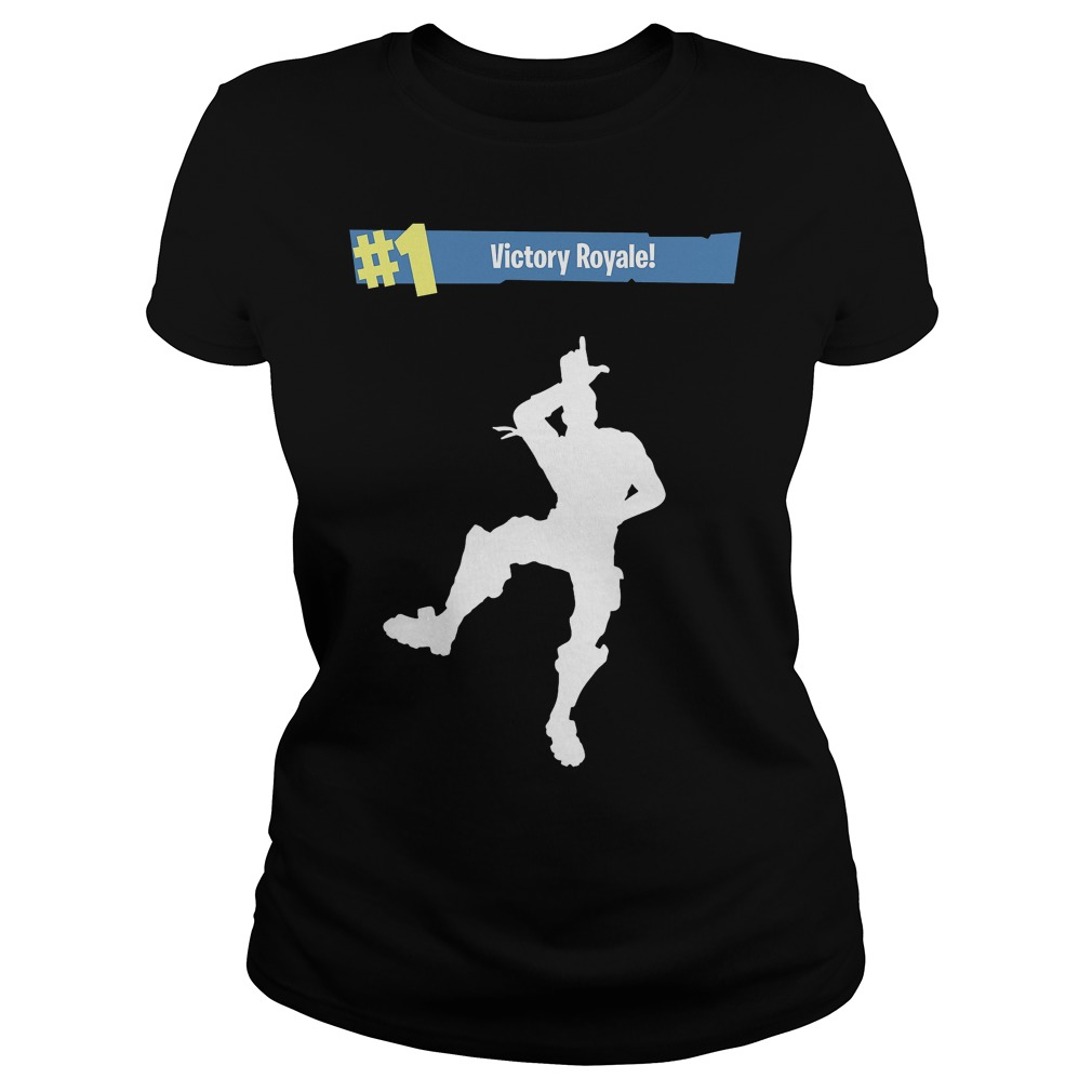 Fortnite Victory Royale Ladies - Fortnite-Victory Royale T-Shirt
