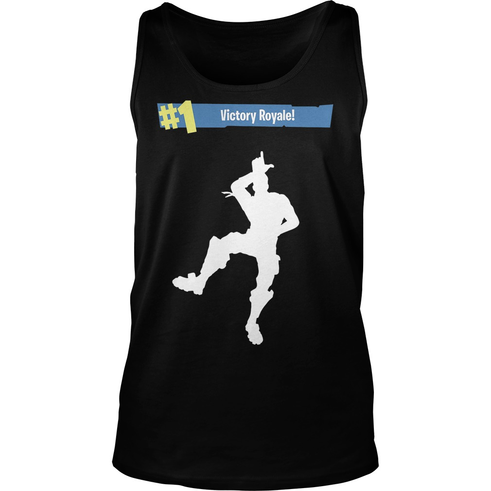 Fortnite Victory Royale Tanktop - Fortnite-Victory Royale T-Shirt