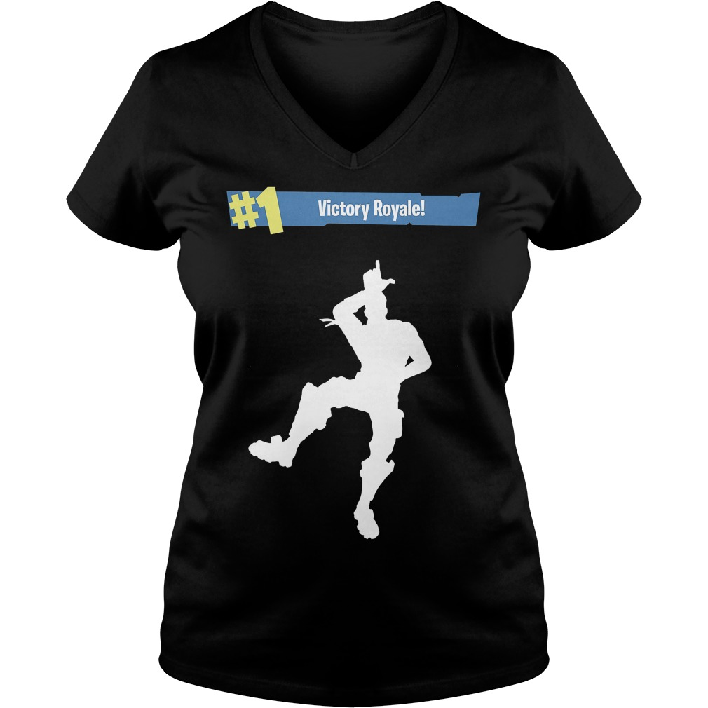 Fortnite Victory Royale V neck - Fortnite-Victory Royale T-Shirt