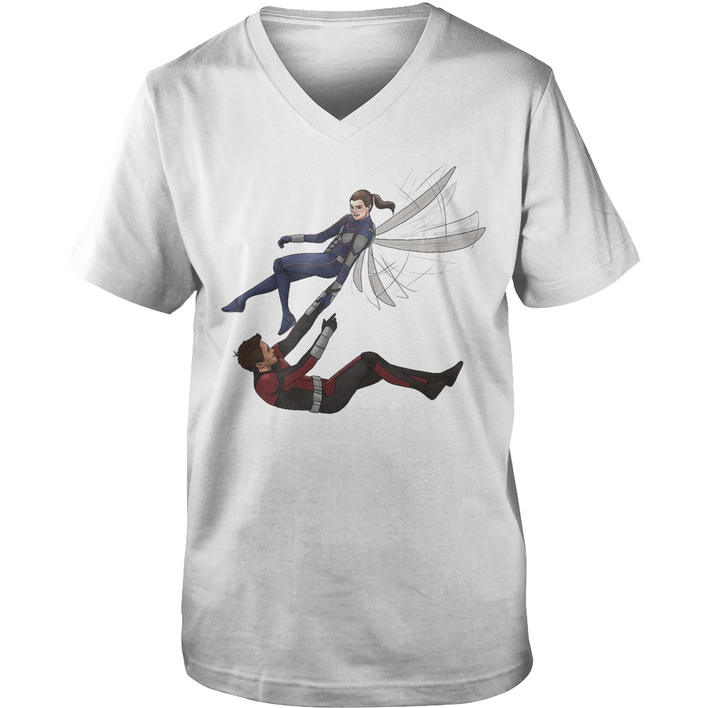 I ve Got You Ant Man And The Wasp T Shirt Guys V Neck - I've Got You Ant Man And The Wasp T-Shirt