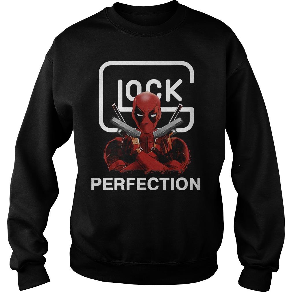 Cool Shirt Deadpool Glock Perfection Shirt Sweatshirt Unisex 1 - Cool Shirt Deadpool Glock Perfection Shirt