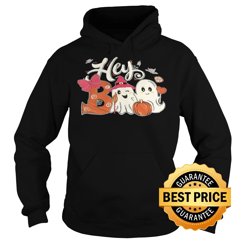 Original Hey Boo Girl shirt Hoodie - Sizing Chart