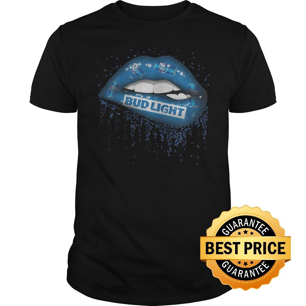 Premium Bud Light Lips shirt