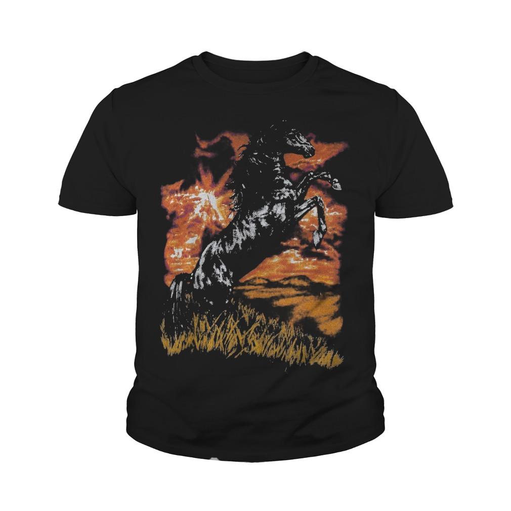 Premium Charlie Horse T Shirt Youth Tee - Premium Charlie Horse T-Shirt