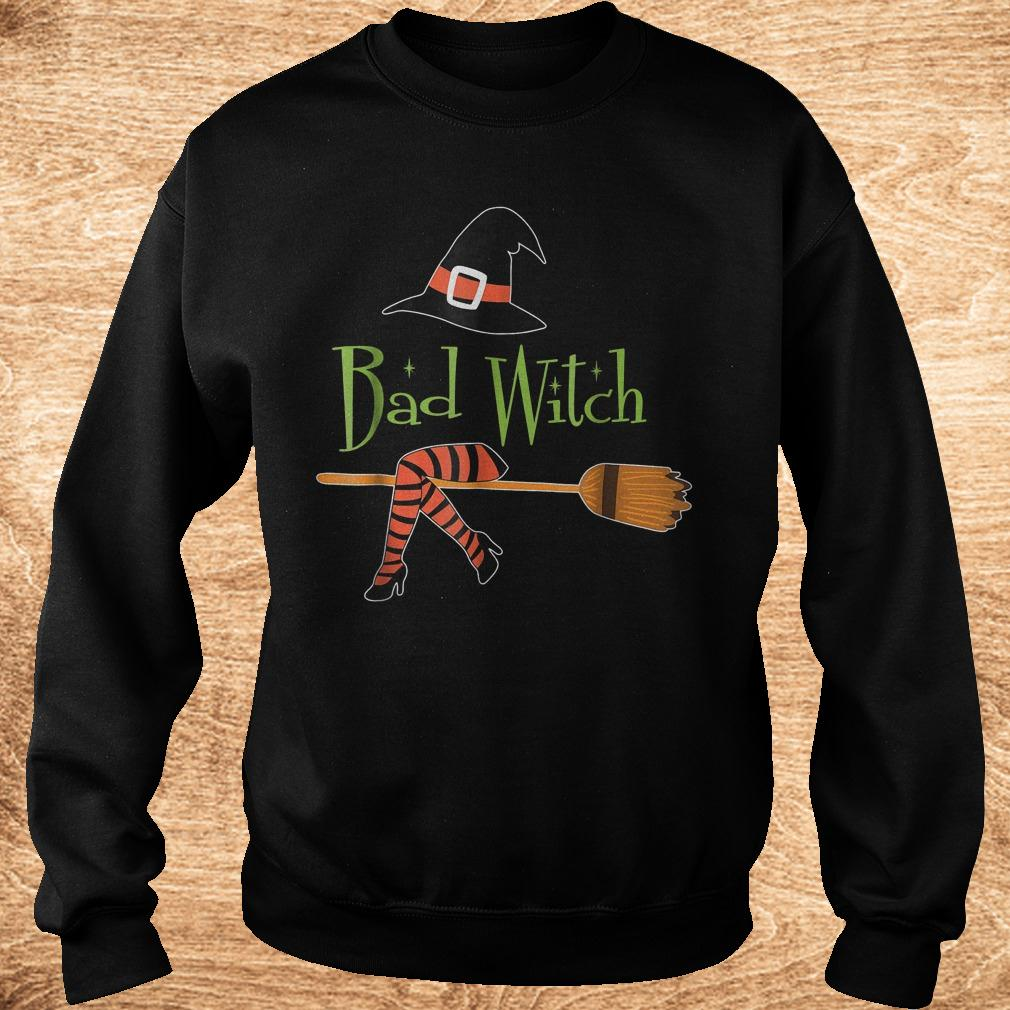 Bad witch halloween shirt Sweatshirt Unisex - Bad witch halloween shirt