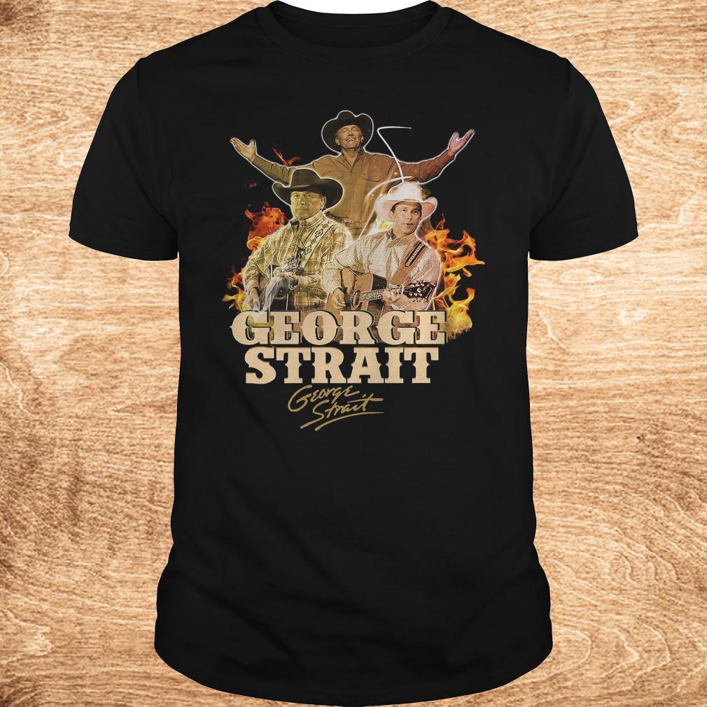 George Strait George Strait shirt shirt