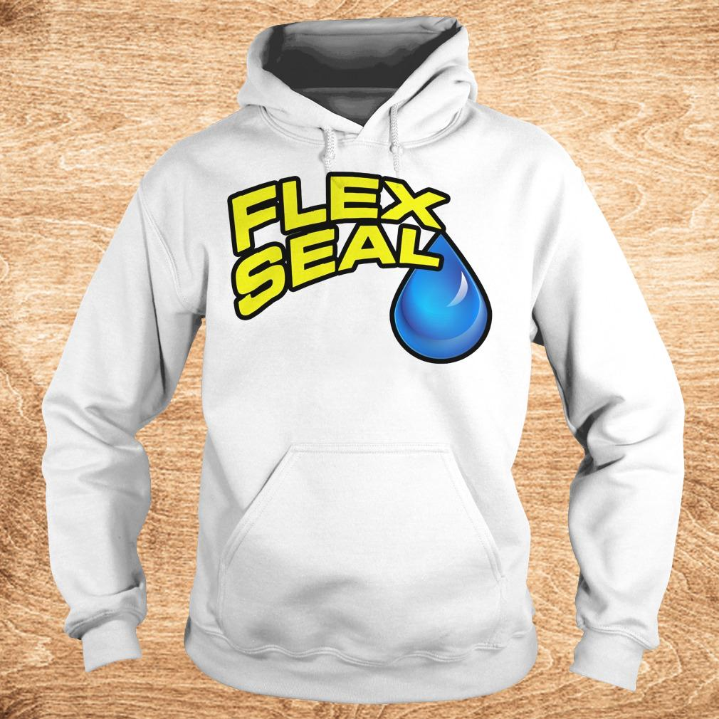 Premium Flex Seal Shirt Hoodie - Premium Flex Seal Shirt
