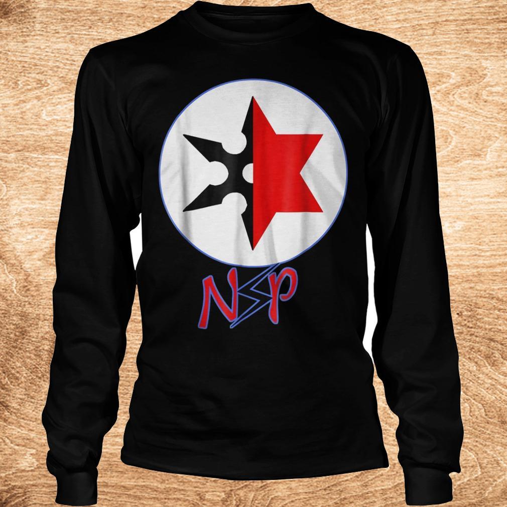 Premium NSP Ninja Sex Party Shirt Longsleeve Tee Unisex 1 - Premium NSP Ninja Sex Party Shirt