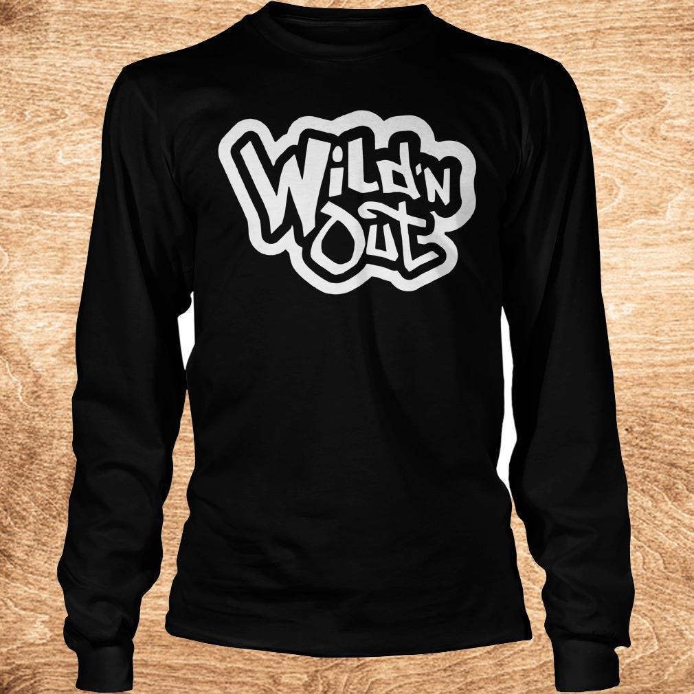 Premium Wild n Out Shirt Longsleeve Tee Unisex - Premium Wild'n Out Shirt