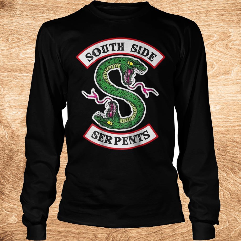 Southside side serpents Shirt Longsleeve Tee Unisex - Southside side serpents Shirt