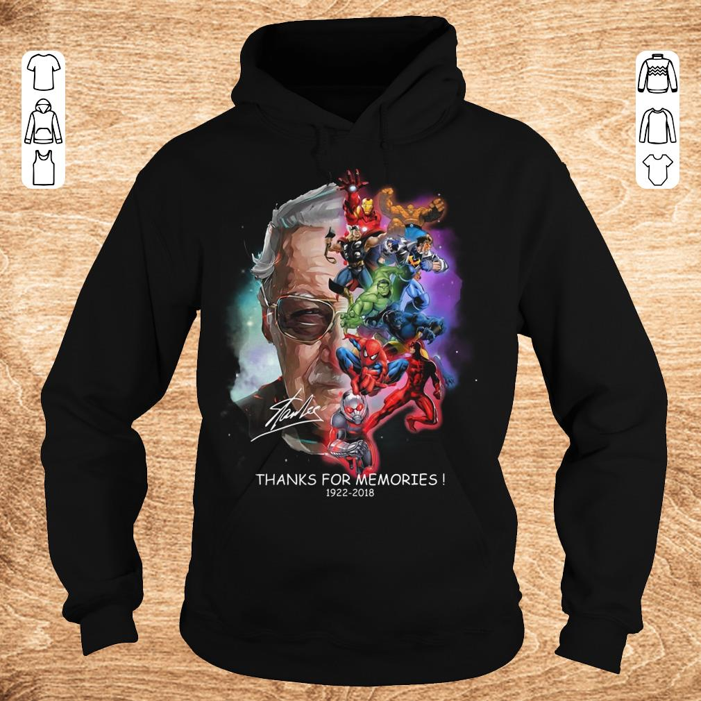 Awesome Stan Lee Father Of Marvel shirt Hoodie - Awesome Stan Lee Father Of Marvel shirt
