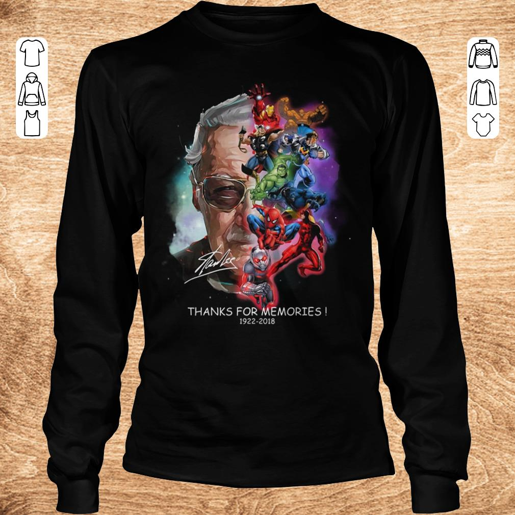 Awesome Stan Lee Father Of Marvel shirt Longsleeve Tee Unisex - Awesome Stan Lee Father Of Marvel shirt