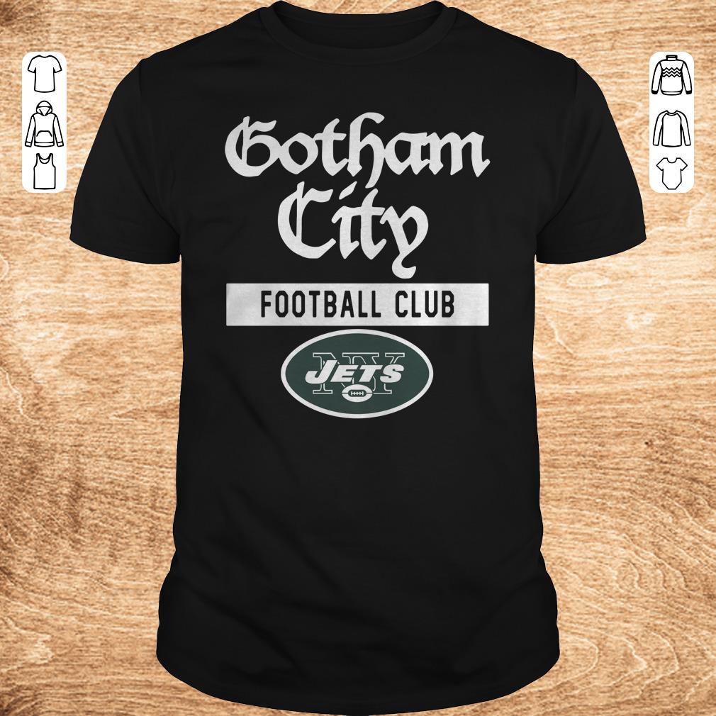 Original New York Jets Gotham City Football club shirt Classic Guys Unisex Tee - Original New York Jets Gotham City Football club shirt