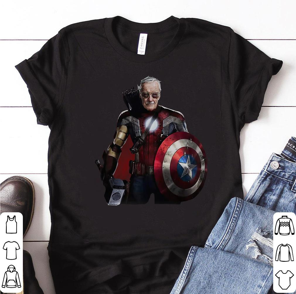 Original Stan Lee Superhero shirt