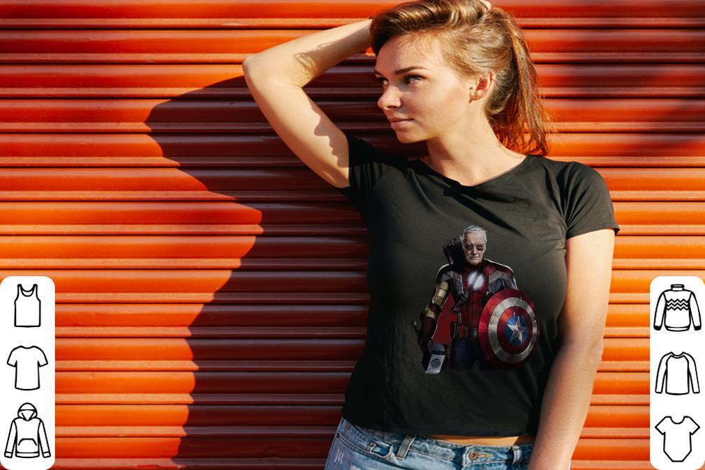 Original Stan Lee Superhero shirt