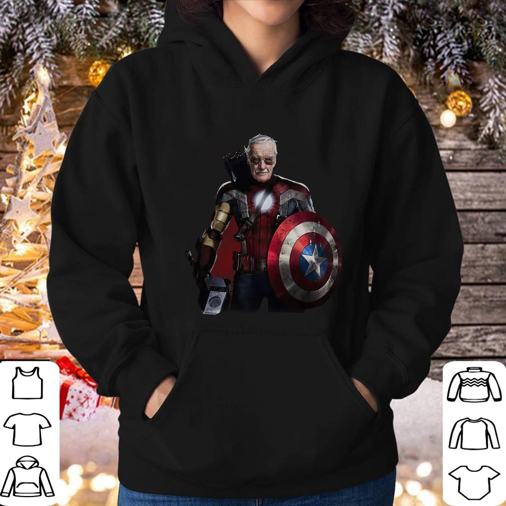 Original Stan Lee Superhero shirt 4 - Original Stan Lee Superhero shirt