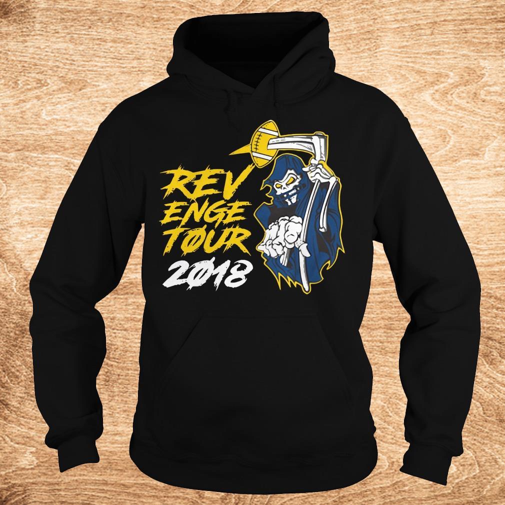 Original The death Revenge Tour 2018 shirt Hoodie - Original The death Revenge Tour 2018 shirt