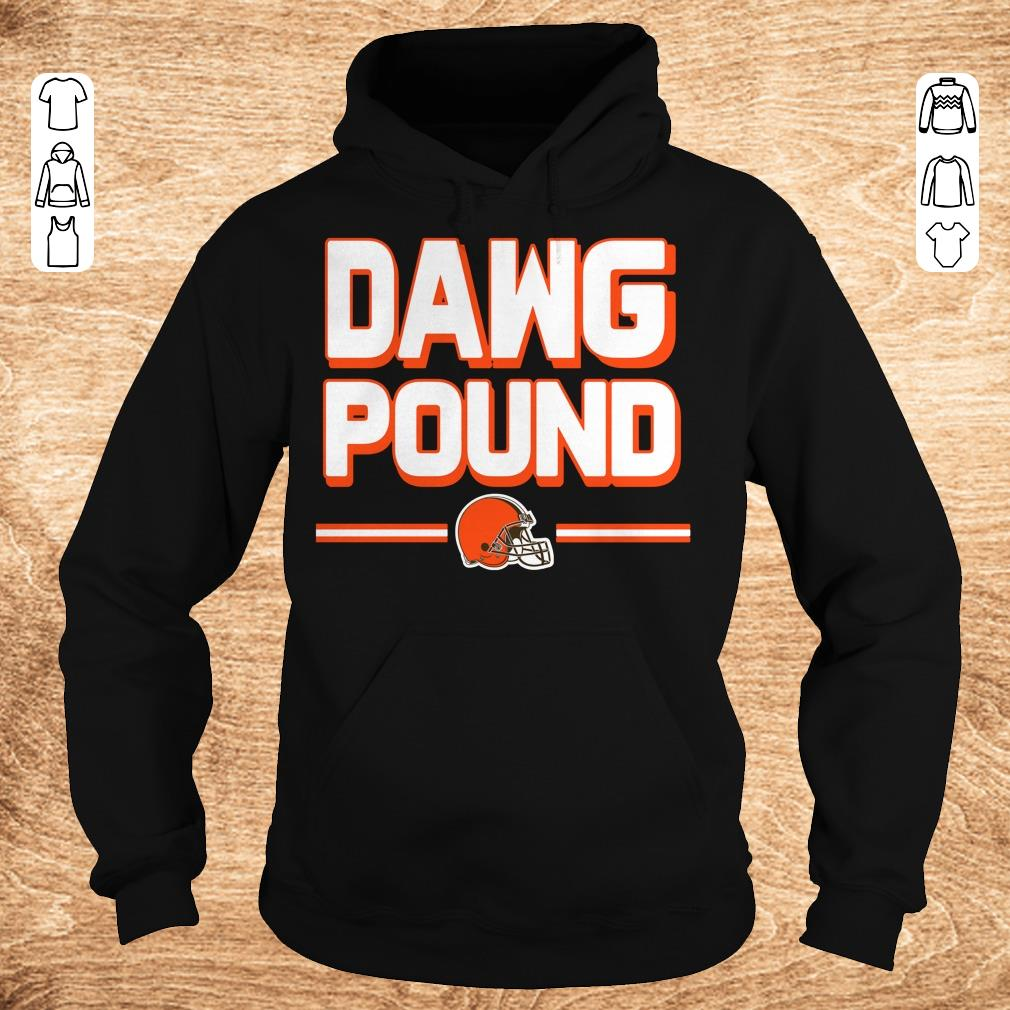 Premium l Cleveland Dawg Pound shirt Hoodie - Premium l Cleveland Dawg Pound shirt