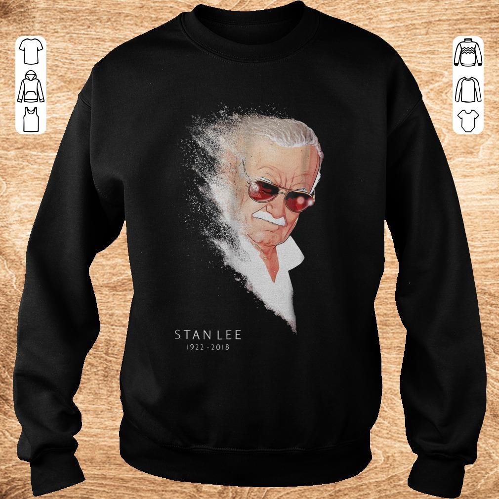 Pretty Stan Lee Infinity War Thanos Disintegration Shirt Sweatshirt Unisex.jpg