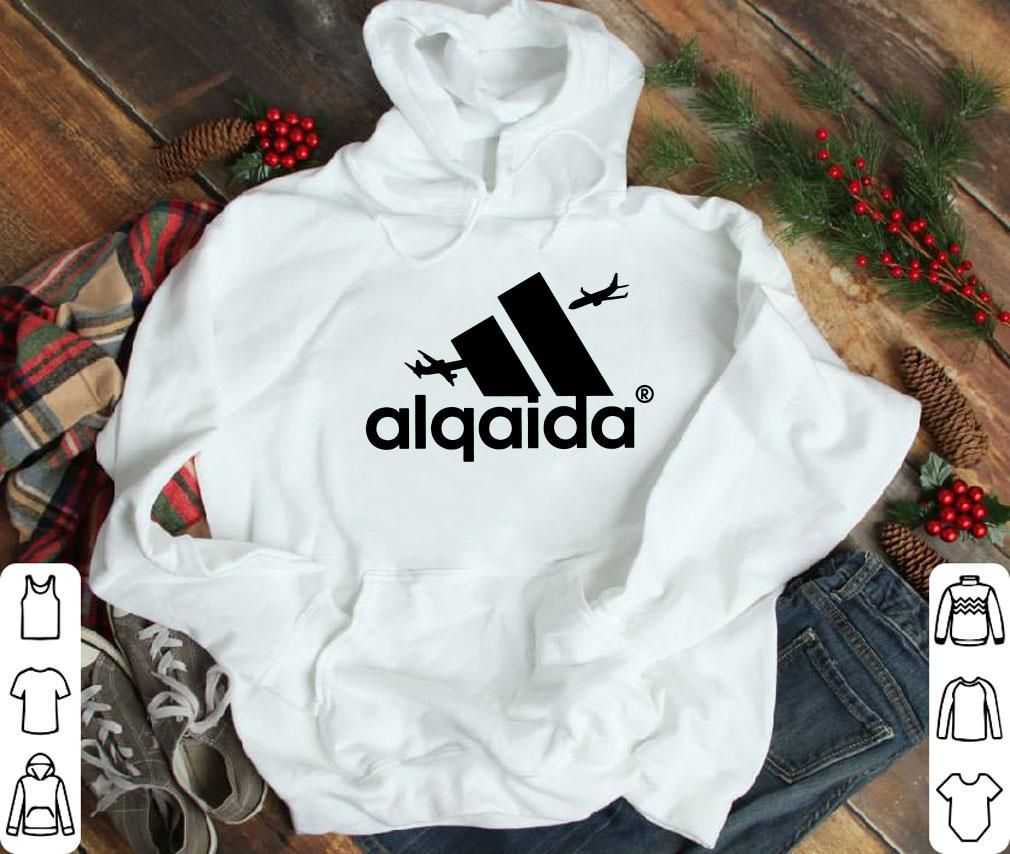 Awesome Al Qaeda Adidas Logo shirt