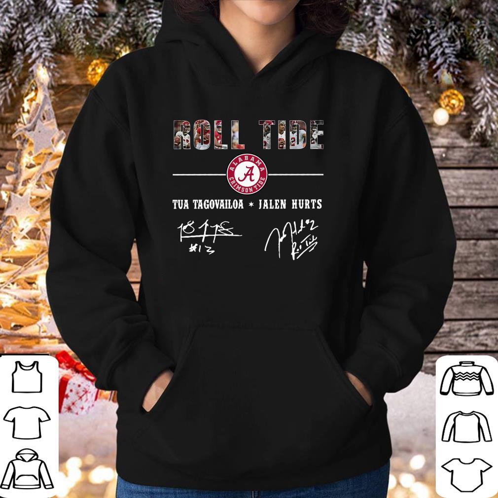 Hot Alabama Crimsontide Roll Tide Signature shirt 4 - Hot Alabama Crimsontide Roll Tide Signature shirt