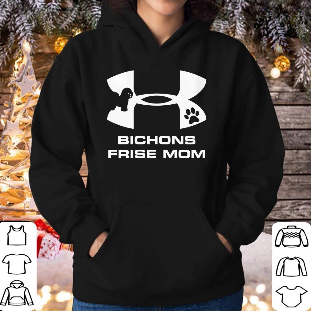 Hot Under Armour Bichons Frise Mom Shirt 4 - Hot Under Armour Bichons Frise Mom Shirt