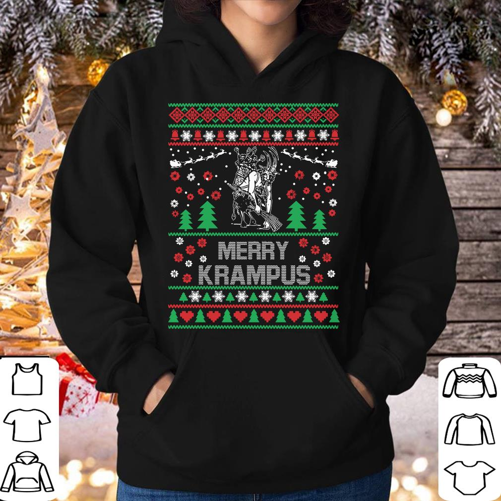 Merry Krampus Sweater shirt 4 - Funny Merry Krampus Sweater shirt