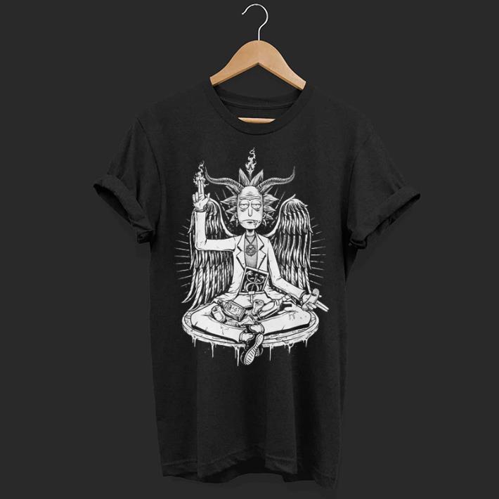 BaphoRick INK poisoning apparel shirt