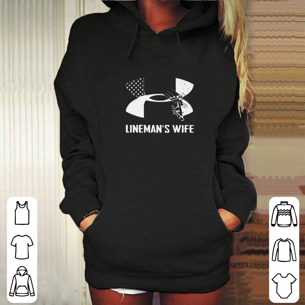 Under Armour lineman s wife shirt 4 - Under Armour lineman's wife shirt