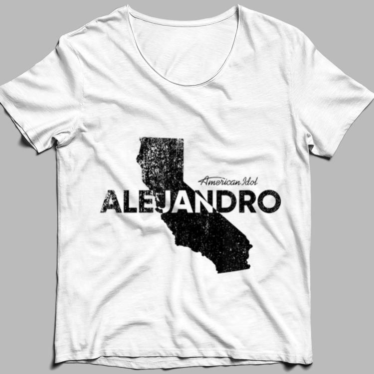 Alejandro California shirt 1 - Alejandro - California shirt