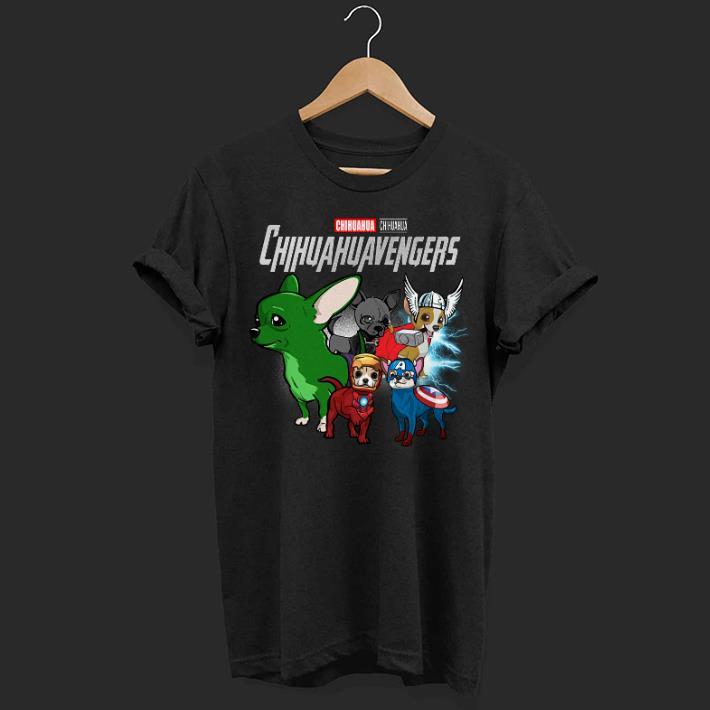 Chihuahua Chihuahuavengers Avengers Endgame shirt 1 - Chihuahua Chihuahuavengers Avengers Endgame shirt