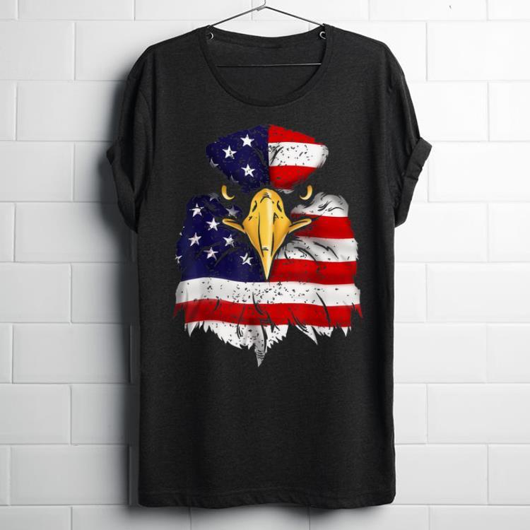 American Flag Bald Eagle Patriotic Freedom shirt 1 - American Flag Bald Eagle Patriotic Freedom shirt