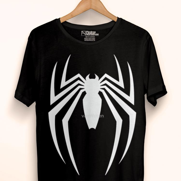 Awesome Spiderman Far From Home Spider On His Chest Shirt