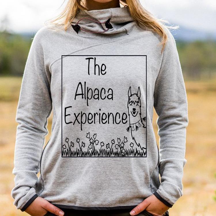 Awesome The Alpaca Experience Farm shirt