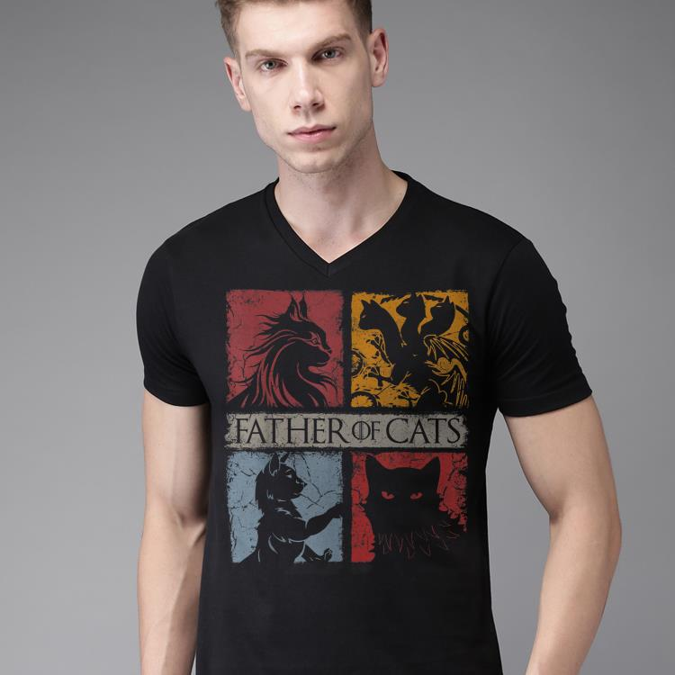 Father of Cats shirt