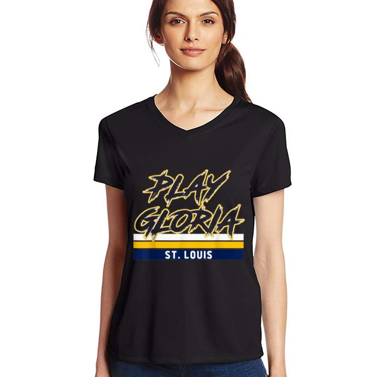 Premium Play Gloria St. Louis Shirt