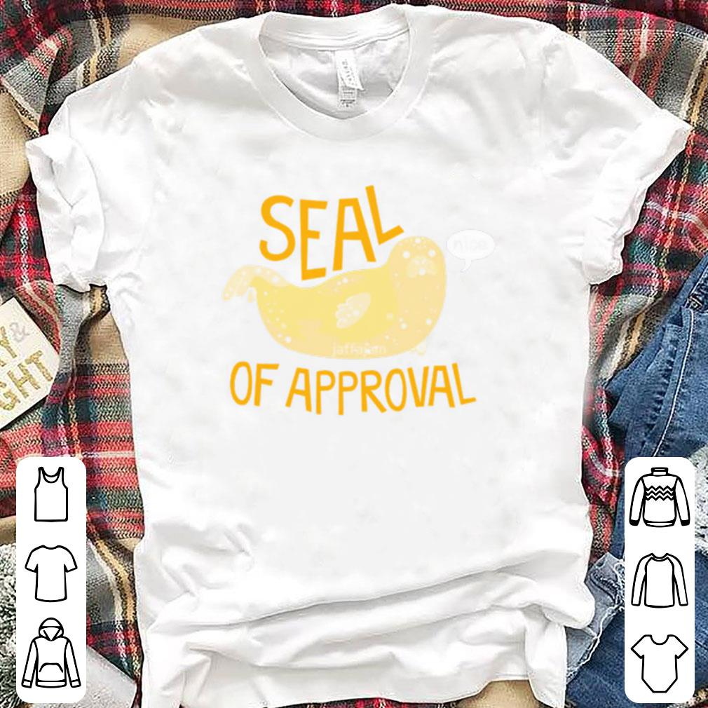 Seal of Approval shirt