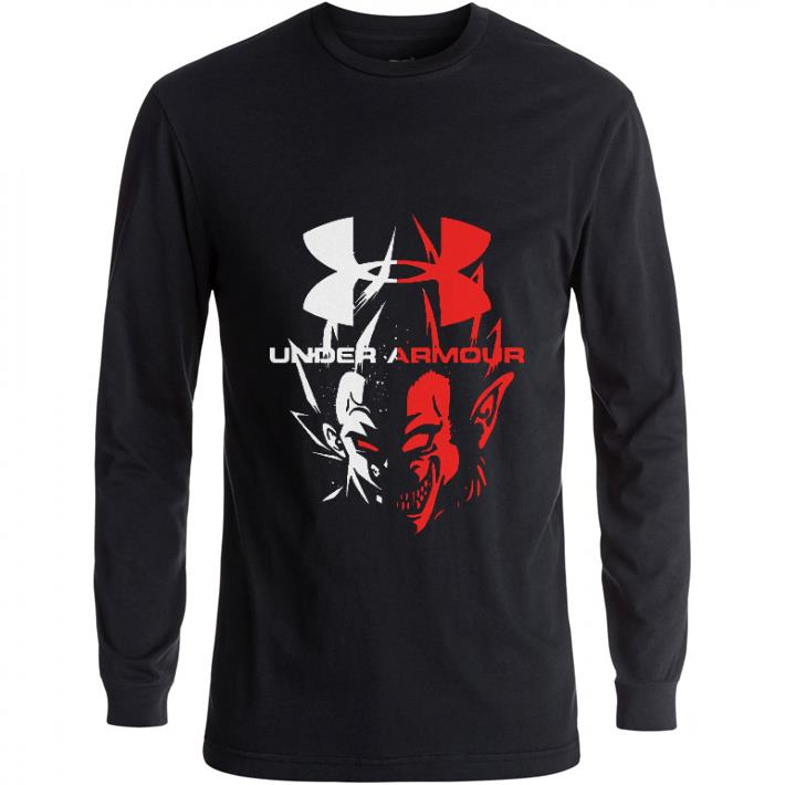 Under Armour Dragon Ball Vegeta shirt 4 - Under Armour Dragon Ball Vegeta shirt