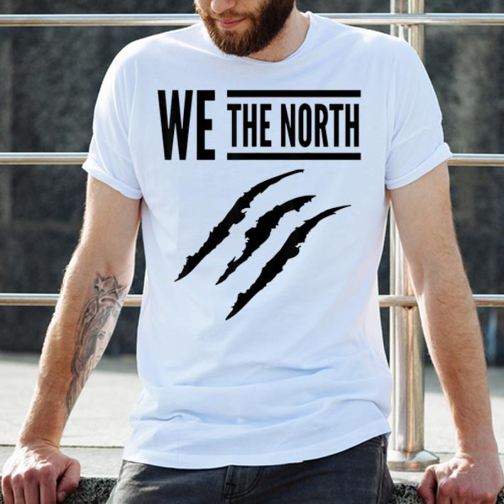 We The North Raptors shirt
