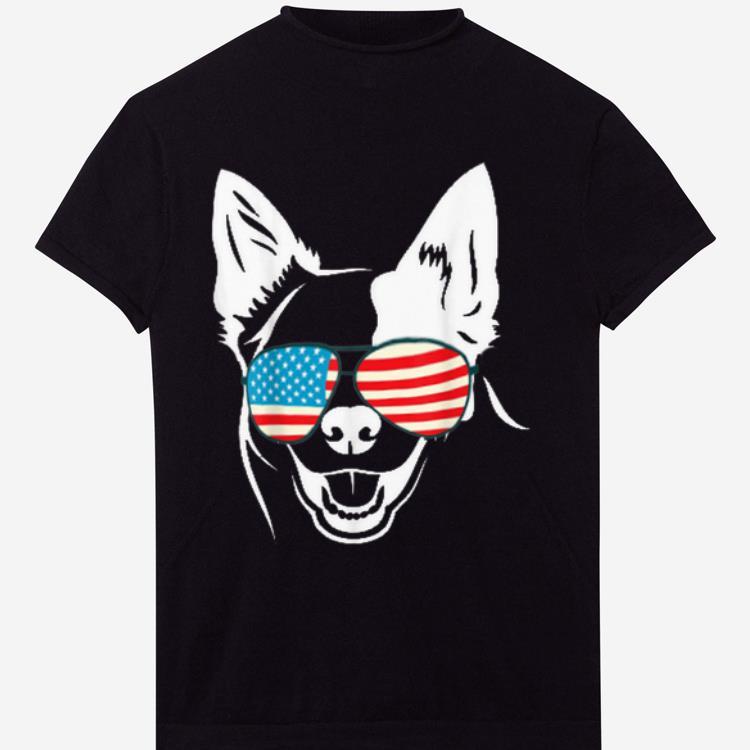 4th Of July Patriotic German Shepard Dog Tee shirt 1 - 4th Of July Patriotic German Shepard Dog Tee shirt