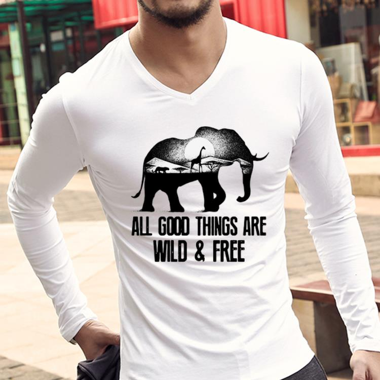 All God Things Are Wild And Free