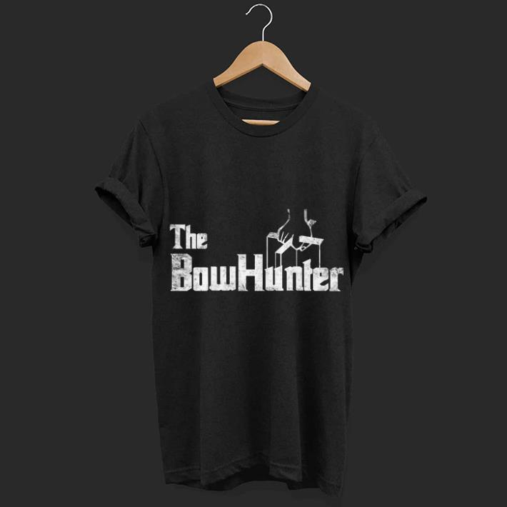 Archer Bow Hunting The Bowhunter shirt 1 - Archer Bow Hunting The Bowhunter shirt