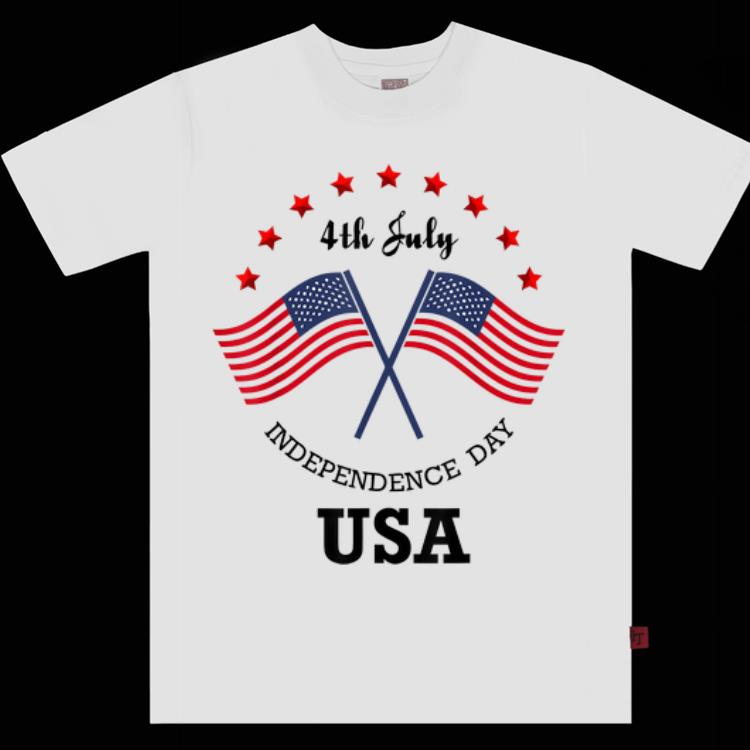 July 4th Patriotic American Flag Usa Independence Day shirt