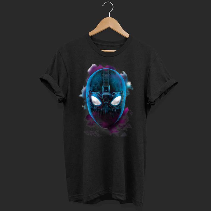 Marvel Spider-man Far From Home Lightning Stealth Portrait shirt