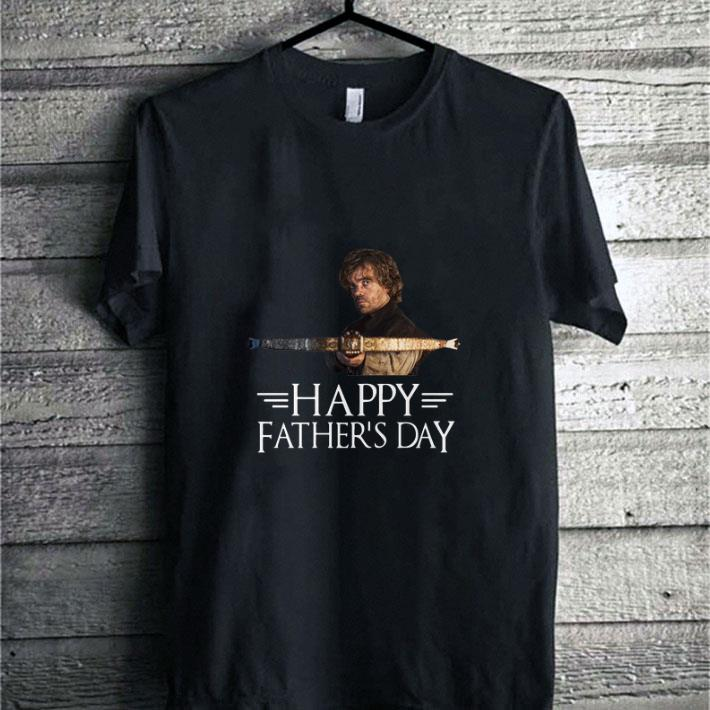 Nice Tyrion Lannister Happy Father's day shirt