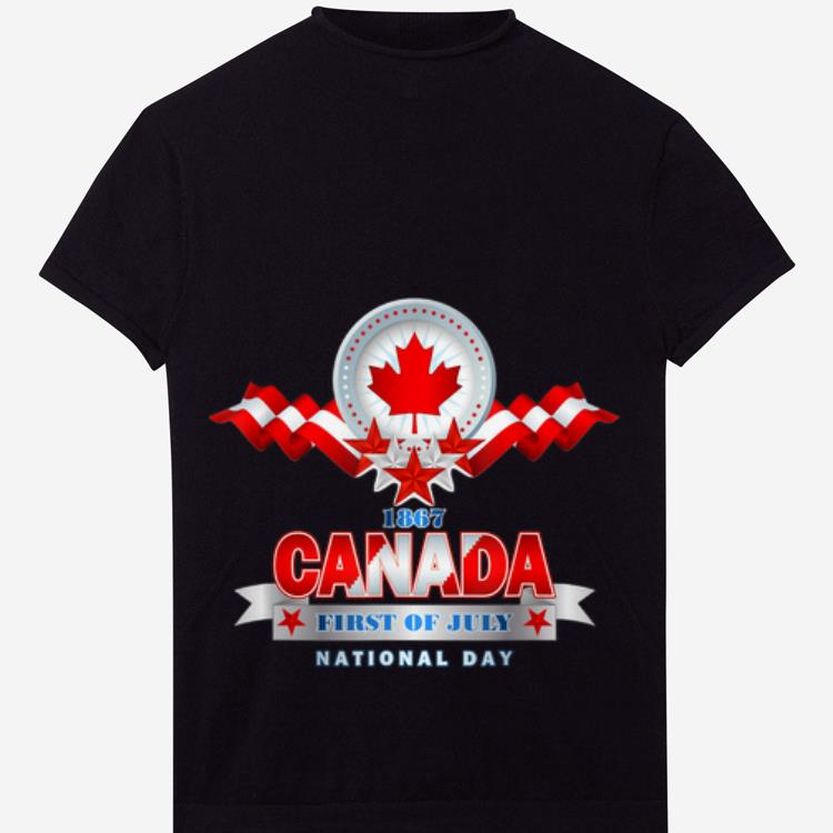 Official Canada Day Gifts To Celebrate Your Special Day Shirt